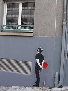 Graffiti Street Art - September 10 2018 at Urban Street Art, Best Street Art, 3d Street Art, Amazing Street Art, Street Artists, Urban Art, Street Magic, Street Art Banksy, Banksy Graffiti