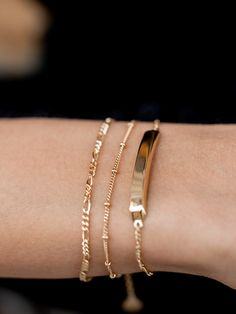 Gravierter Schmuck bei Edge of Ember - Damen Accessoires Diamond Bracelets, Sterling Silver Bracelets, Diamond Jewelry, Silver Jewelry, Gold Bangles, Stackable Bracelets, Leather Jewelry, Braclets Gold