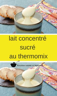 Creme Dessert Thermomix, Thermomix Desserts, Cooking For Beginners, Cooking Tips, Fried Chicken, Food And Drink, Menu, Robot, Sweet Recipes