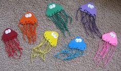 Поделки медузы - Сайт для мам малышей