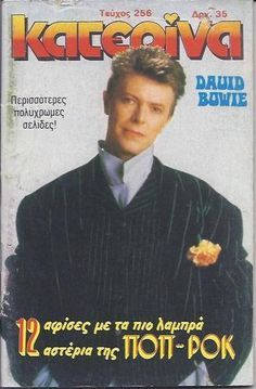 david bowie 1982 magazines - Google Search