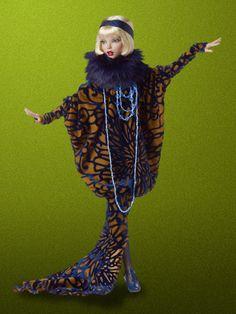 Emma Jean's Grand Drama - $169.99   Tonner Doll Company  (20150519)