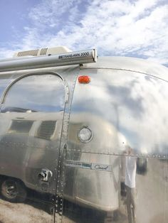 1967 Airstream Caravel 17' A&E awning TRANS-AWN 2000 Dometic Airstream, Airstream Trailers
