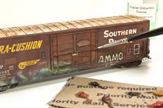 Weather Models, Steel Frame Construction, White Spirit, Ho Scale Trains, Modeling Techniques, White Acrylics, Rust Color, Cars, Painting