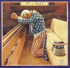 If My people, who are called by My name, will humble themselves and pray and seek My face and turn from their wicked ways, then I will hear from heaven, and I will forgive their sin and will heal their land. 2 Chronicles ~ It is our prayer that Uncle Sam would lead America in a great revival to save our nation and the world.