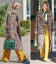 Royal Fashion, Style Fashion, King Alexander, Dutch Royalty, Three Daughters, Queen Maxima, Royal Style, Well Dressed, Picture Ideas