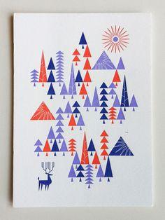 Christmas Mail! | Allan Peters' Blog — Designspiration