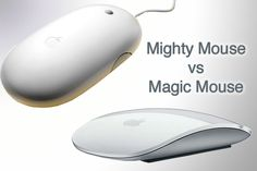Which Apple mouse works best for your used Mac? The Mighty Mouse and Magic Mouse are both great options to go along with your Apple refurbished products.