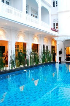 Chiang Mai hotel - Ping Nakara Guests can relax or take a swim in the hotel's swimming pool. #Jetsetter