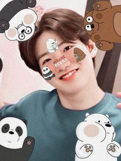 You Are My Treasure, Hello Kitty, Baby Koala, We Bare Bears, Happy Fun, Treasure Boxes, K Idols, Boyfriend Material, Photo Cards