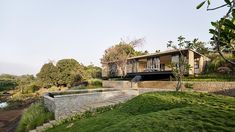 Ferienhaus/ Westghats/ Indien