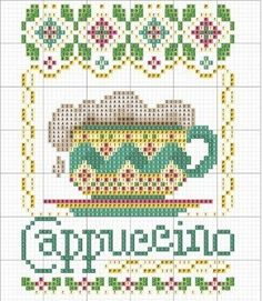 .Cappucino. Still have to complete my brick in the round robin. Work in progress.