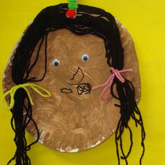 all about me theme for preschoolers | Self-Portrait Activity: All About Me Theme