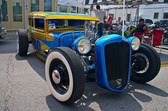 Hot Rods, Kustoms and etc