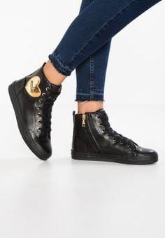 Love Moschino - Sneakers hoog - gold