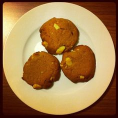 Philadelphia Macadamia Cookies