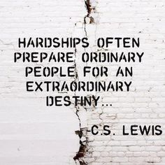 C.S Lewis Quotes provide me clarity of thoughts  and he is very positive.