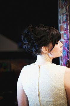 Wedding hair tips from @offbeatbride