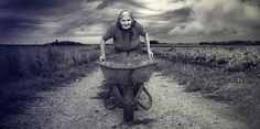 89 year old woman from Croatia worked hard for all of her life, pushing 90 she still does...