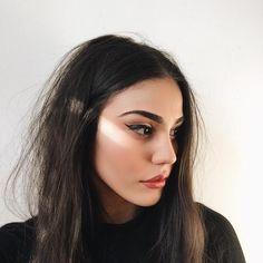 cat eye, makeup
