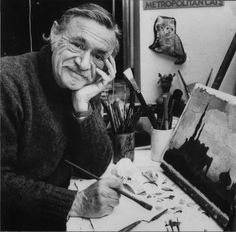 Ezra Jack Keats-wrote nearly 25 books for children and illustrated more than 80.