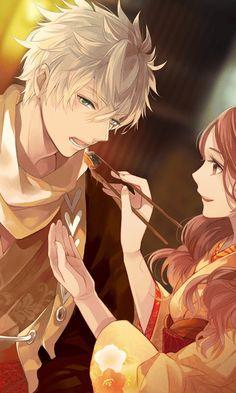 Ieyasu & MC - Ikémen Sengoku