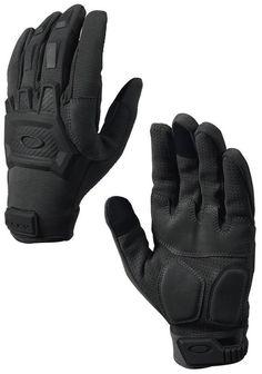 gant oakley assault pilot glove noir