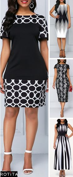 The Ambitious dress Outfits that is just perfect for your date with him or a professional meeting with colleagues. Latest African Fashion Dresses, African Dresses For Women, African Print Fashion, Women's Fashion Dresses, Simple Dresses, Elegant Dresses, Black Dresses Online, Dress Outfits, Classy Dress