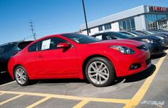 10 cars young people are buying - #1: Nissan Altima