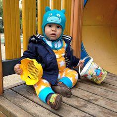 Nael en combinaison sans pied bébé #Maxomorra