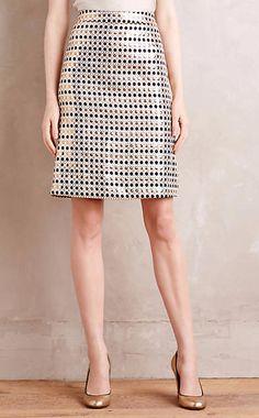Starry Night Skirt #anthroregistry