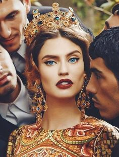 Bianca Balti for D&G