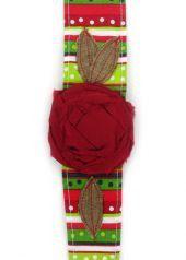 Vintage Rose Wrap Christmas $16