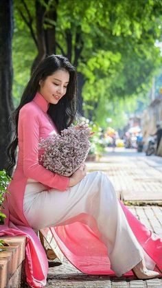 Beautiful young lady from Viet Nam