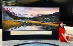 WOULD YOU BUY A CURVED TELEVISION? http://answerangels.com.au/would-you-buy-a-curved-television-screen/