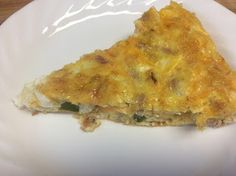 Reason's To Smile!!: Lunch time frittata