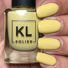 KL Polish Spring 2018 Ethereal Collection Swatches + Review - The Polished Pursuit
