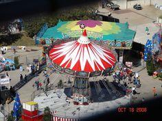 Fun Rides!  State Fair of Texas in Dallas