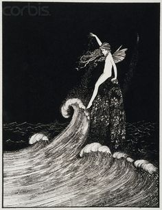 Ida Rentoul Outhwaite - Australian children's book Illustrator early 20th century