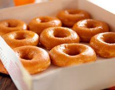 Krispy Kreme Finally Returns to Houston After Nearly a Decade  - Delish.com
