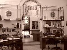 Museo Nazionale di Napoli, sezione, foto conservata all'ACS di Roma.