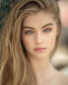 Jade Weber by Most Beautiful Faces, Gorgeous Eyes, Beautiful Pictures, Girl Face, Woman Face, Beauté Blonde, Jade Weber, Pretty Face, Beauty Women