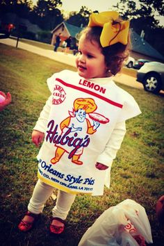 Hubig's Pie Costume!! So cute!!  #NOLA