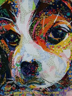 Image result for animal quilts danny amazonas style