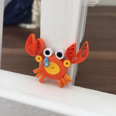 Quilled crying crab