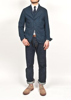 After the Denim: Ideas for Styling - Workers