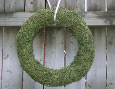 Craft Supplies / Wedding Decoration / Moss by CarolesWeddingWhimsy, $95.00