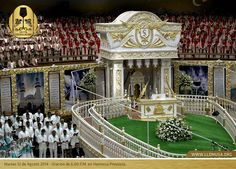 Martes 12 de Agosto 2014 - Oración de 6:00 P.M. en Hermosa Provincia. #SantaConvocacion2014 #lldm #ccbusa #lldmusa