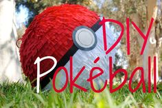 Halloween Party Pinatas DIY ideas and instructions - super cute and easy! Love the Pokemon GO Pokeball Halloween pinata idea! Pokemon Pinata, Pokemon Birthday Cake, Pokemon Party, 6th Birthday Parties, Birthday Fun, Birthday Ideas, Pikachu Cake, Easy Halloween, Halloween Party