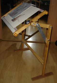 Cross Stitch Patterns By Scarlet Quince The Mega Post Nice Floor Stand For Needlework